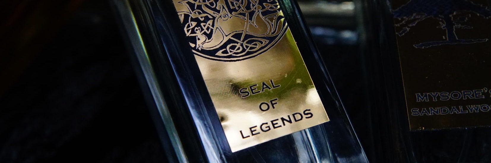 Almah Seal Of Legends