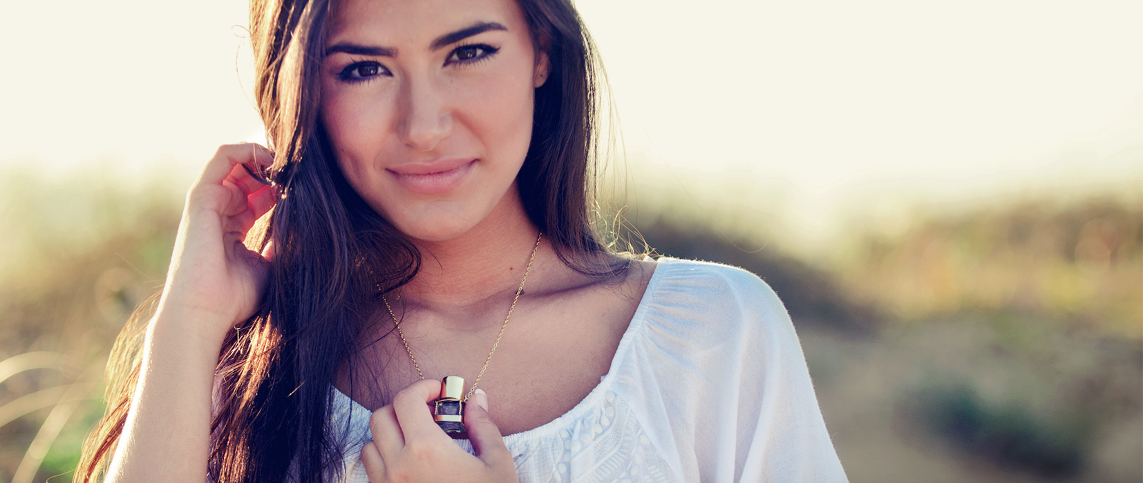Almah - Scented Jewelry